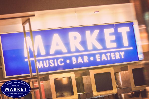 Music, bar and eatery.