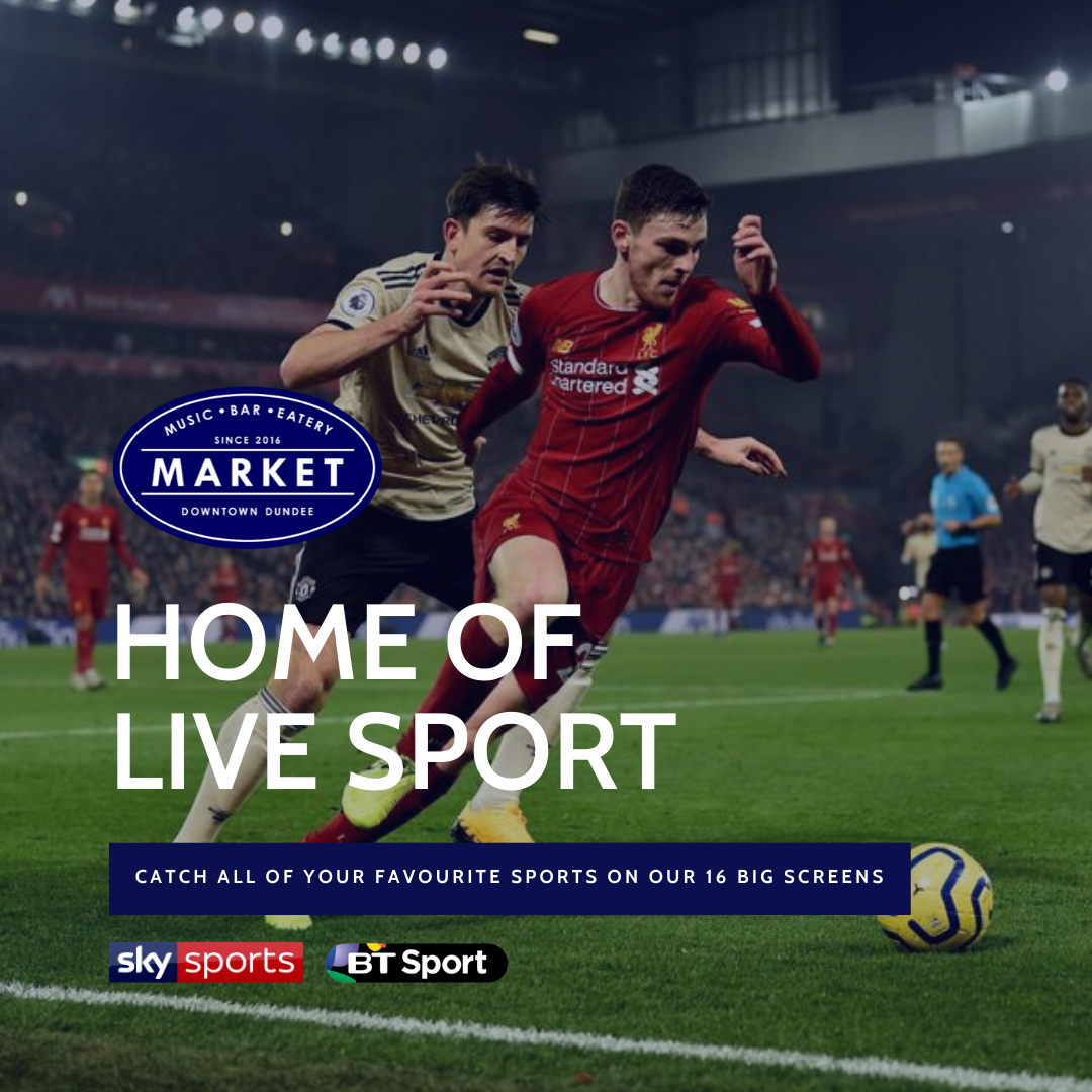 Home Of Live Sport